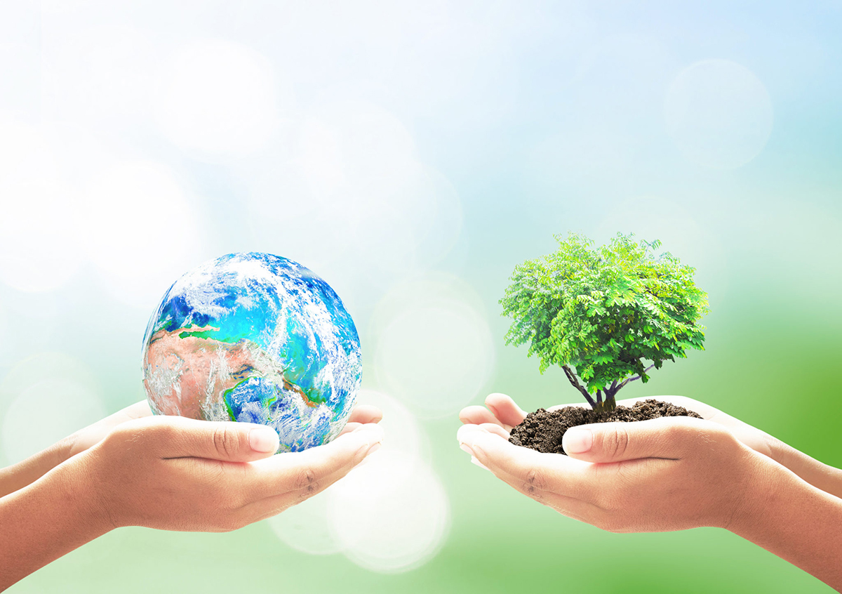 Green Tech Tips for Earth Day